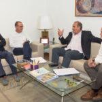 Visita a l'Ajuntament de Lleida