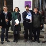 Hostaleria de Lleida i la de l'Alt Urgell visiten l'Unió Hotelera d'Andorra